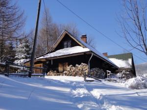 chatka AKT Dobrodziej w Sopotni Wielkiej