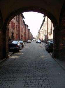Osiedle Nikiszowiec w Katowicach