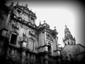 Santiago de Compostela - katedra