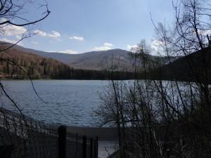 Jezioro Wielka Łąka